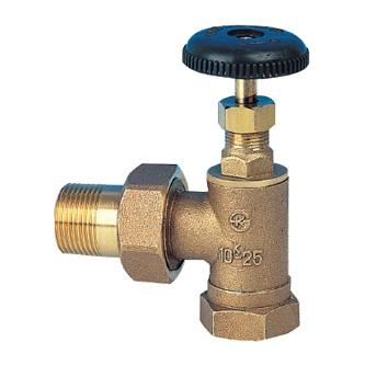 온수용 방열기 밸브